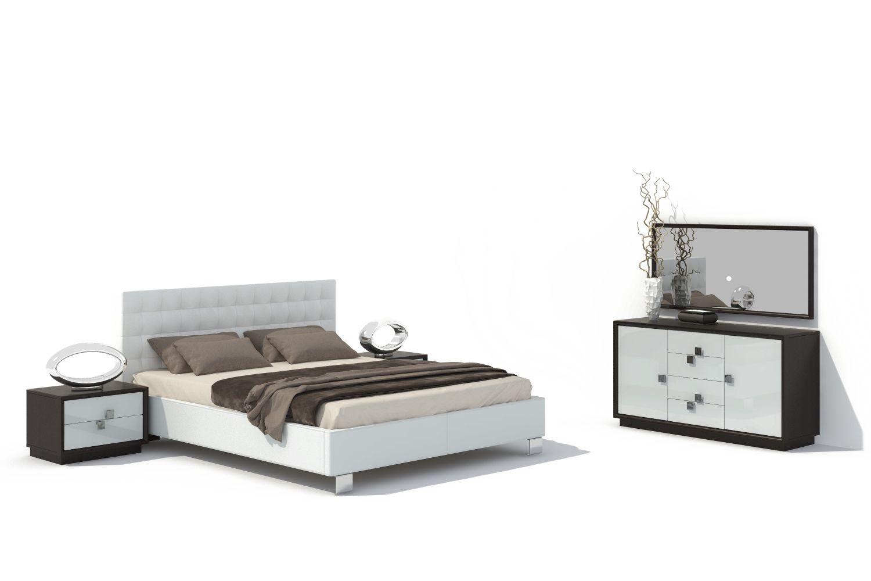 Спальня Брио 20 АнгстремБрио<br><br><br>Артикул: None<br>Высота: 1000<br>Ширина: 1800<br>Глубина: 2210