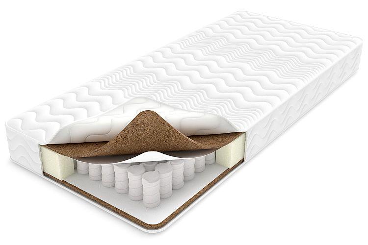 Купить Матрас Biolux (2000х2000 мм) в интернет магазине корпусной и мягкой мебели для дома