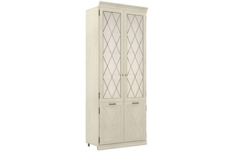 Купить Шкаф Кантри КА-204.02 в интернет магазине корпусной и мягкой мебели для дома