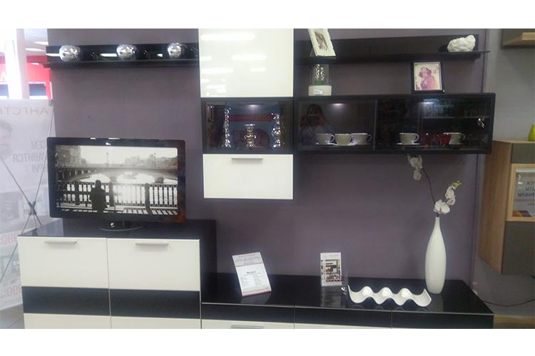 Купить Гостиная Матисс в интернет магазине корпусной и мягкой мебели для дома
