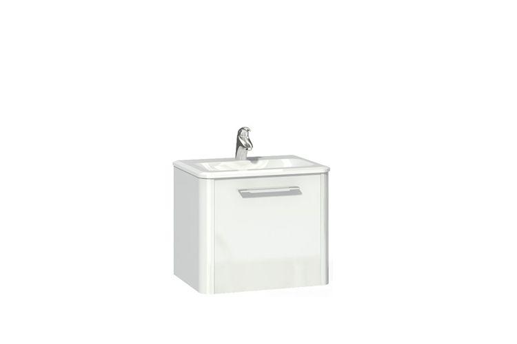 Купить Тумба с раковиной Медлей 600.02 в интернет магазине корпусной и мягкой мебели для дома