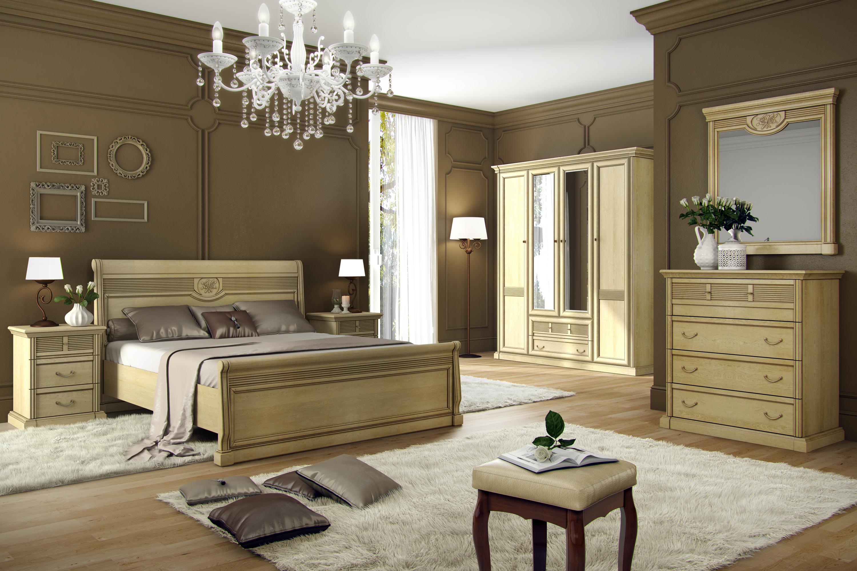 Спальня Изотта 1.1 АнгстремИзотта<br><br><br>Артикул: None<br>Высота: 2268<br>Ширина: 2133<br>Глубина: 661