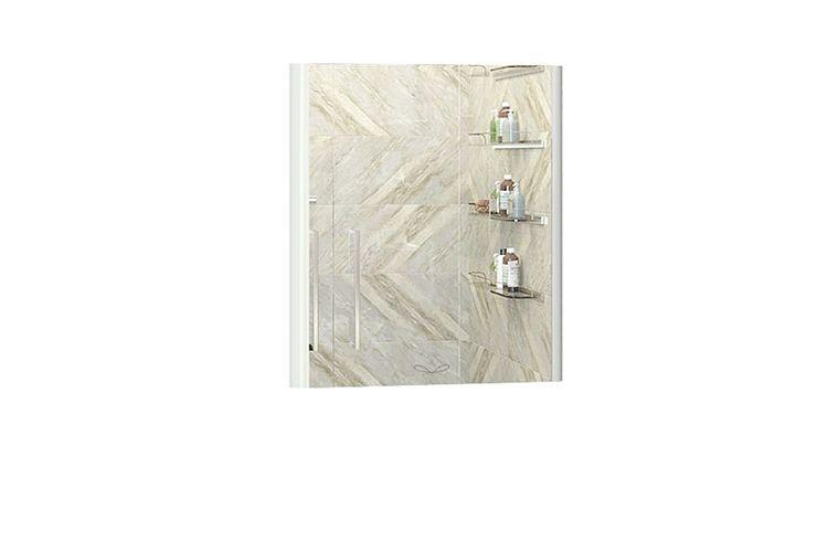 Купить Зеркало Медлей 600.12 (Д) в интернет магазине корпусной и мягкой мебели для дома