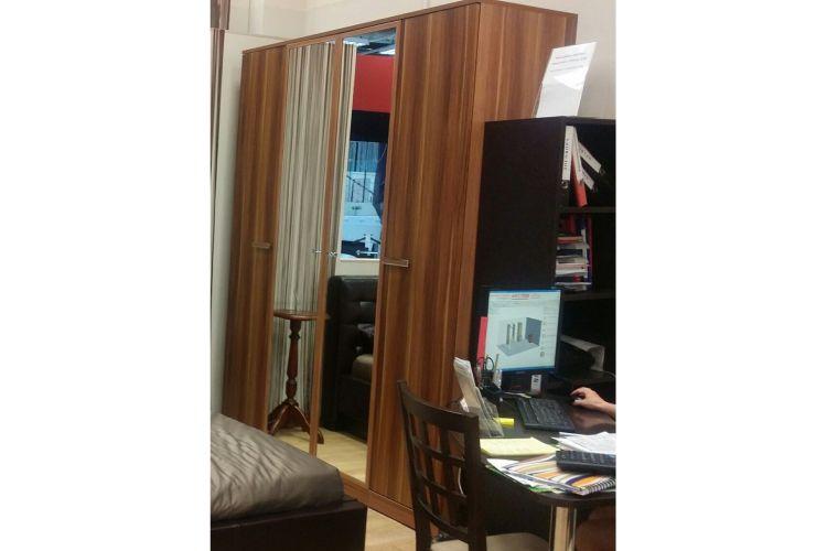 Купить Лайна шкафная группа в интернет магазине корпусной и мягкой мебели для дома