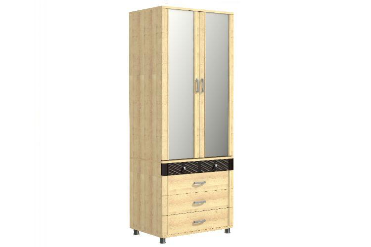 Купить Шкаф Эстетика 200.05 в интернет магазине корпусной и мягкой мебели для дома