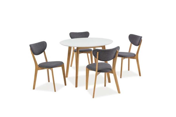 Купить Стол обеденный MOSSO II в интернет магазине корпусной и мягкой мебели для дома