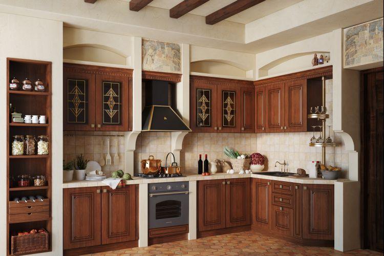 Купить Кухня Вита в интернет магазине корпусной и мягкой мебели для дома