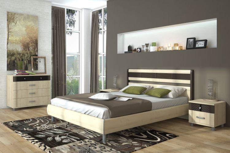 Купить Спальня Эстетика 6.1 в интернет магазине корпусной и мягкой мебели для дома
