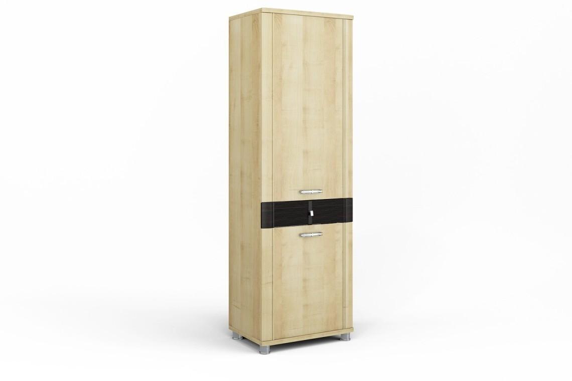 Шкаф для белья Эстетика 15 АнгстремШкафы<br><br><br>Артикул: A75.012.00<br>Высота: 1887<br>Ширина: 600<br>Глубина: 422