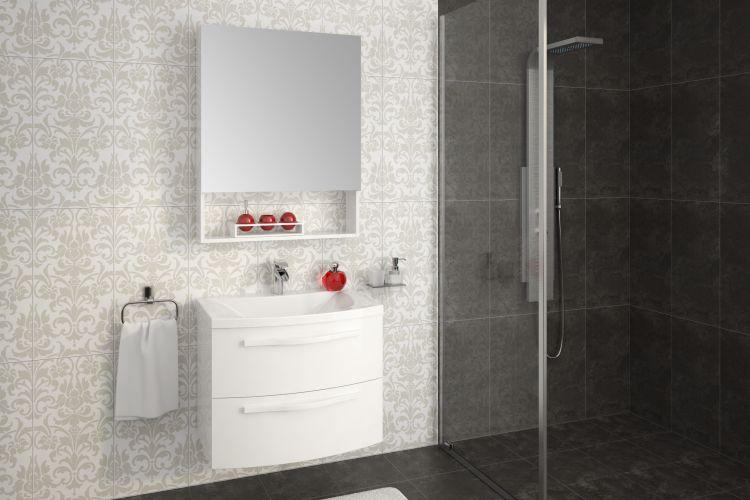 Мебель для ванной комнаты Фьюжен 1 АнгстремФьюжен<br><br><br>Артикул: None<br>Высота: None<br>Ширина: None<br>Глубина: None