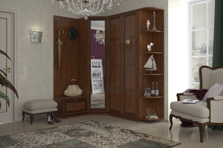 Купить Прихожая Адажио 5 в интернет магазине корпусной и мягкой мебели для дома