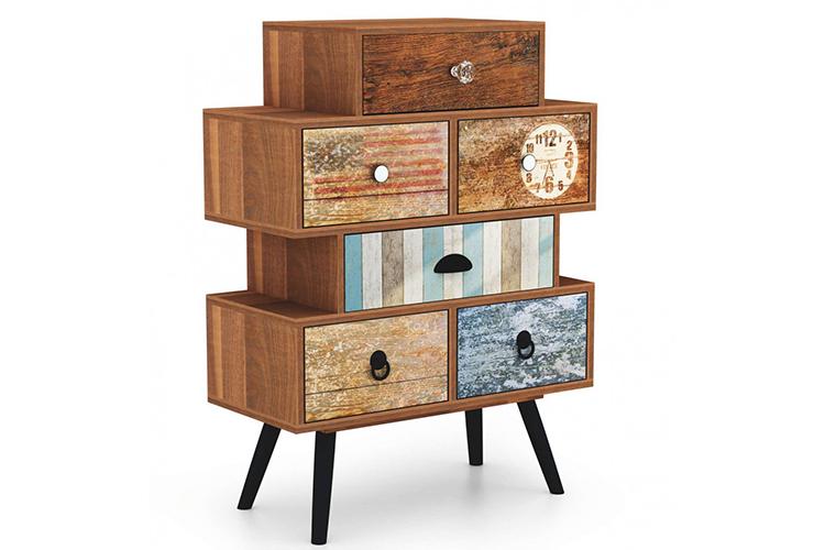 Купить Комод MEZO KM-2 в интернет магазине корпусной и мягкой мебели для дома