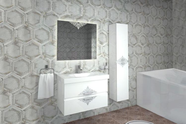 Мебель для ванной комнаты Аккорд 4 АнгстремАккорд<br><br><br>Артикул: None<br>Высота: None<br>Ширина: None<br>Глубина: None