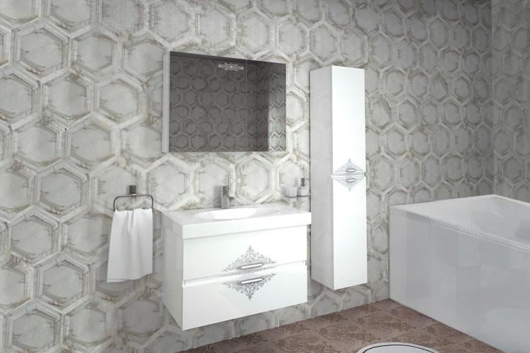 Купить Мебель для ванной комнаты Аккорд 2 в интернет магазине корпусной и мягкой мебели для дома