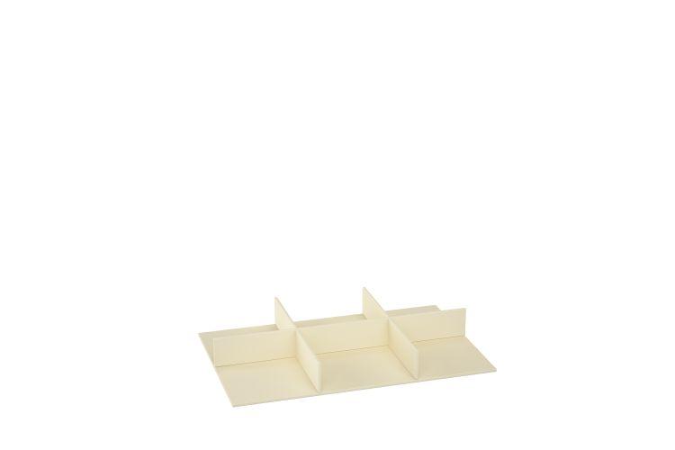 Органайзер ИТ-053.00 для стола туалетного Изотта АнгстремВнутреннее наполнение<br><br><br>Артикул: IT0.053.00<br>Высота: 66<br>Ширина: 826<br>Глубина: 271