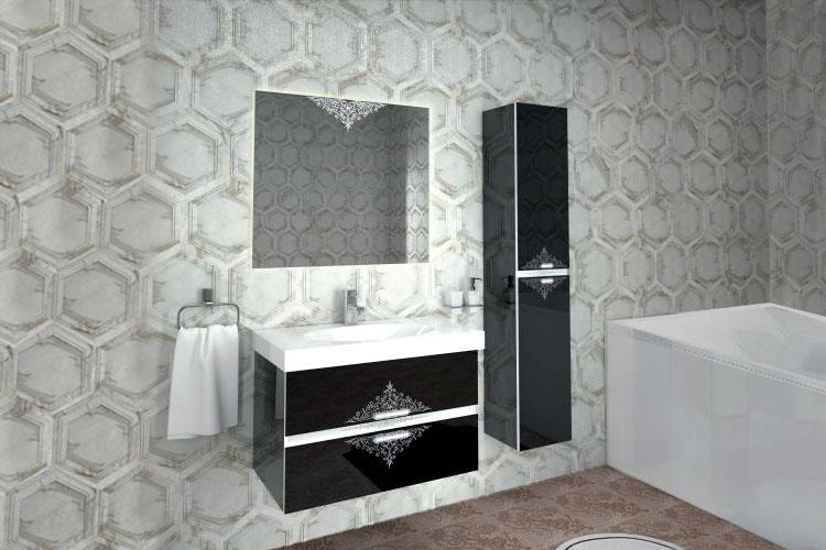 Мебель для ванной комнаты Аккорд 5 АнгстремАккорд<br><br><br>Артикул: None<br>Высота: None<br>Ширина: None<br>Глубина: None