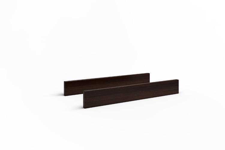 Купить Комплект боковых цоколей Глейс 83 в интернет магазине корпусной и мягкой мебели для дома