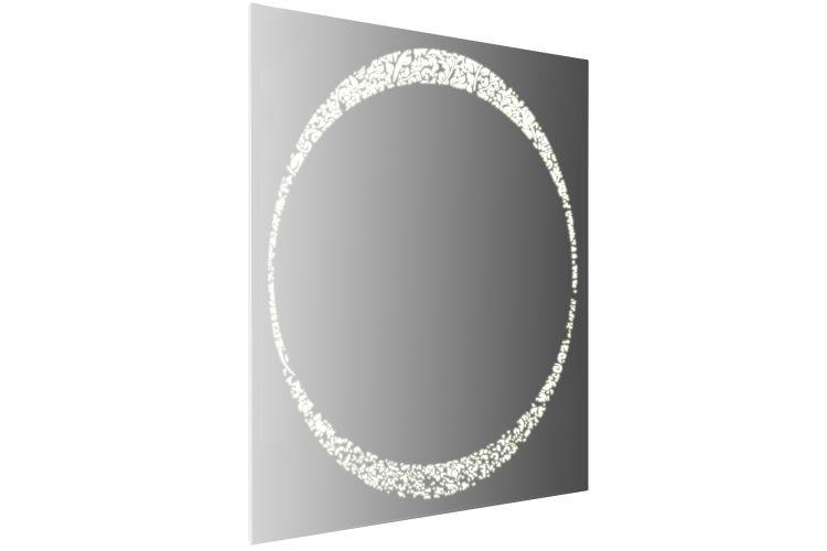 Купить Зеркало с подсветкой Фьюжен 700.12-01 в интернет магазине корпусной и мягкой мебели для дома