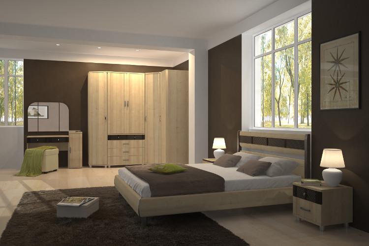 Спальня Эстетика 1.1 Ангстрем