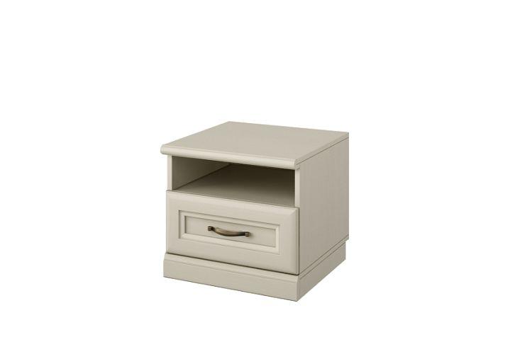 Купить Тумба прикроватная Луара ЛУ-301.02 в интернет магазине корпусной и мягкой мебели для дома