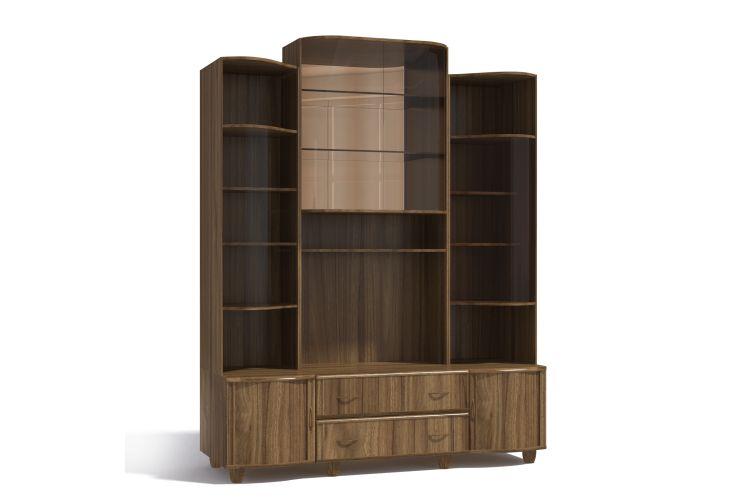Купить Центральная секция Престиж А в интернет магазине корпусной и мягкой мебели для дома