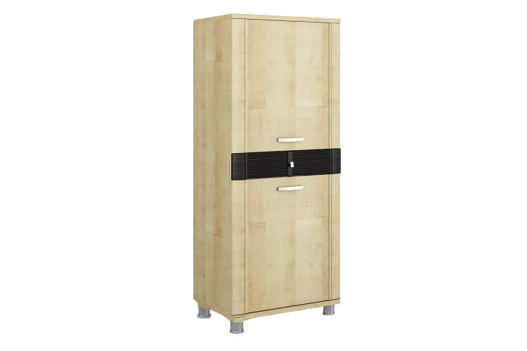Шкаф для белья Эстетика 5 АнгстремШкафы<br><br><br>Артикул: 979.012.00<br>Высота: 1453<br>Ширина: 600<br>Глубина: 422