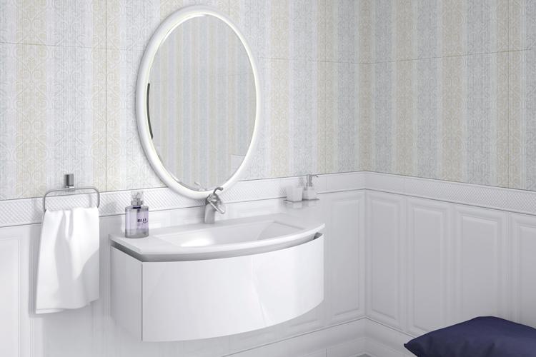 Купить Мебель для ванной комнаты Миракл 1 в интернет магазине корпусной и мягкой мебели для дома