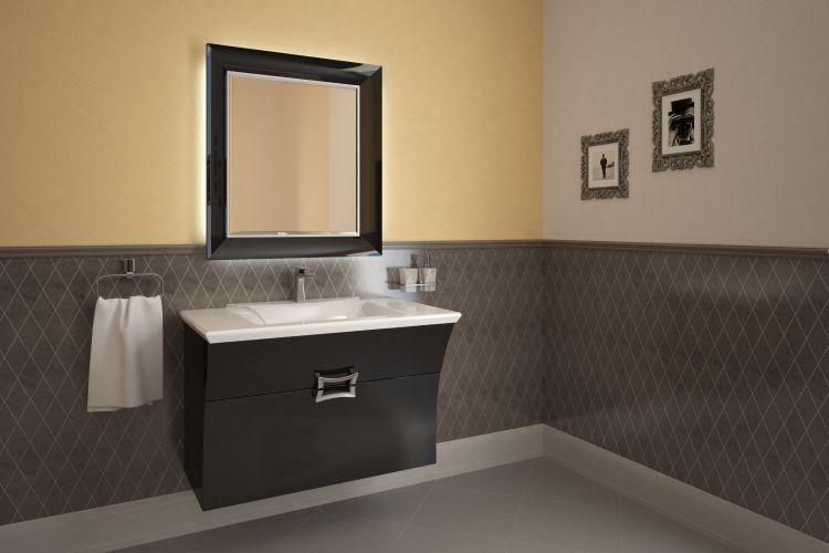 Мебель для ванной комнаты Вог 1.2 АнгстремВог<br><br><br>Артикул: None<br>Высота: None<br>Ширина: None<br>Глубина: None