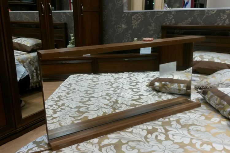 Купить Зеркало Лайна ЛА-70 в интернет магазине корпусной и мягкой мебели для дома
