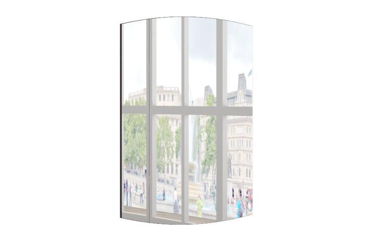 Купить Зеркало Акцент 601.00 в интернет магазине корпусной и мягкой мебели для дома