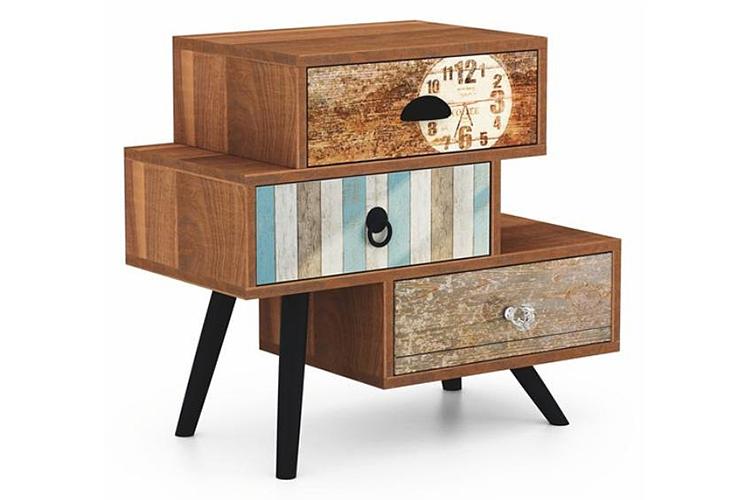 Купить Тумбочка MEZO KM-1 в интернет магазине корпусной и мягкой мебели для дома