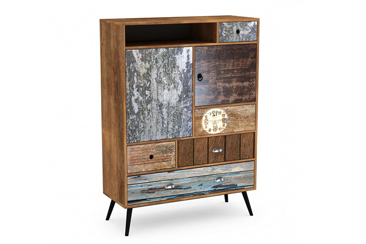 Купить Комод MEZO KM-4 в интернет магазине корпусной и мягкой мебели для дома