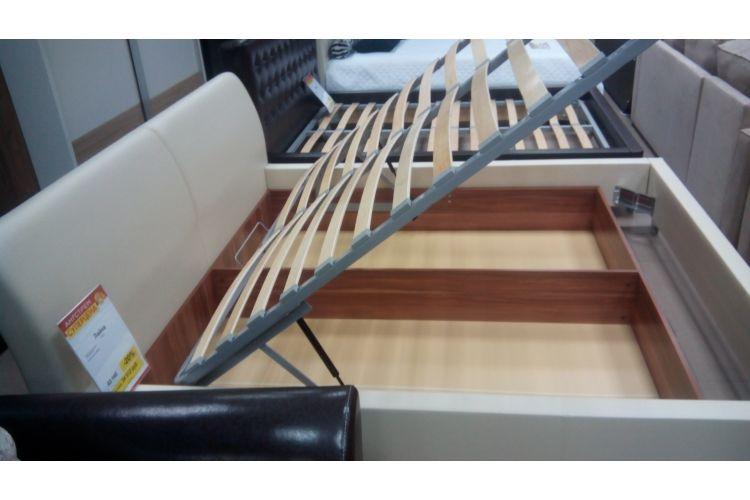 Купить Кровать Лайна 801.28 в интернет магазине корпусной и мягкой мебели для дома