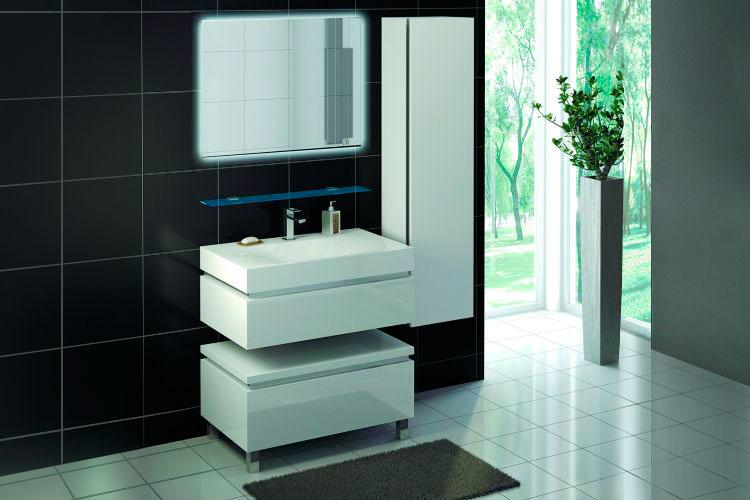 Мебель для ванной комнаты Аксиома 3 АнгстремМебель для ванных<br><br><br>Артикул: None<br>Высота: None<br>Ширина: None<br>Глубина: None