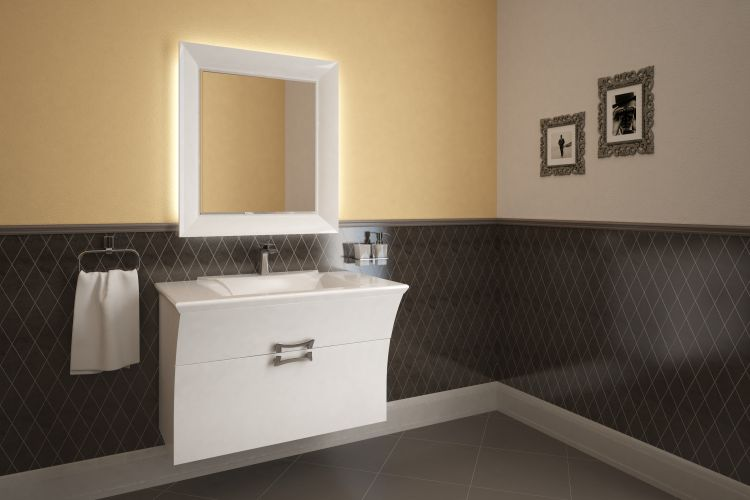 Мебель для ванной комнаты Вог 1.3 АнгстремВог<br><br><br>Артикул: None<br>Высота: None<br>Ширина: None<br>Глубина: None