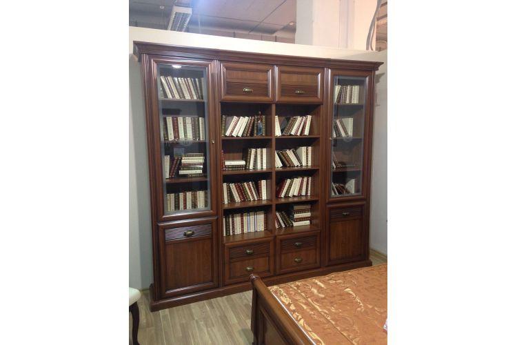 Купить Библиотека Изотта в интернет магазине корпусной и мягкой мебели для дома
