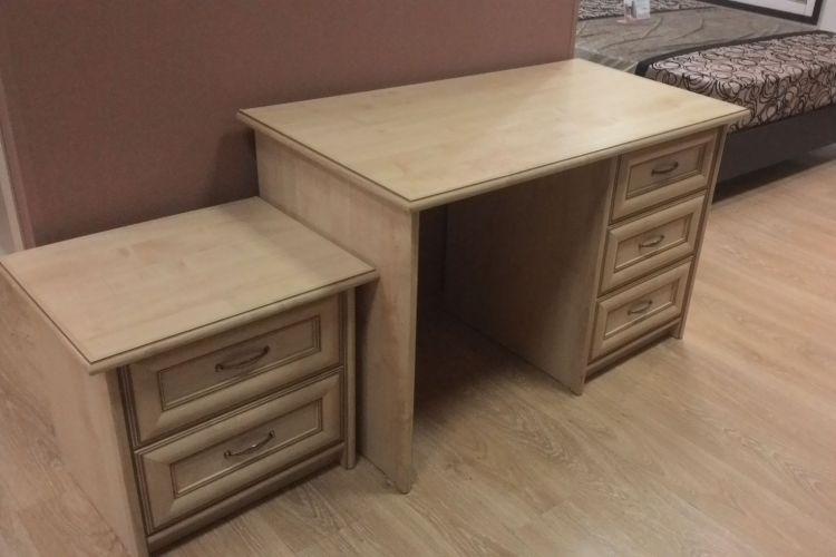 Купить Стол и тумба Элеганте в интернет магазине корпусной и мягкой мебели для дома