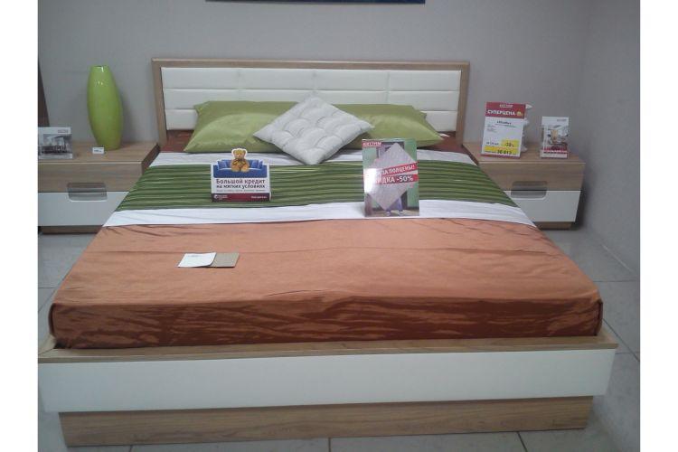 Купить Кровать Ноэль и тумбы в интернет магазине корпусной и мягкой мебели для дома