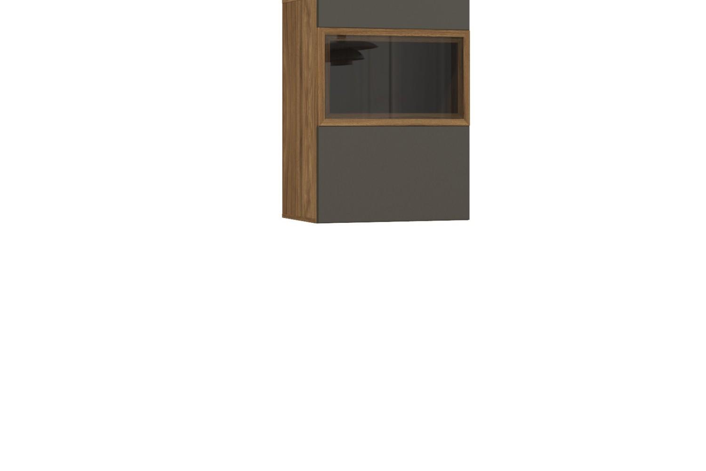 Шкаф навесной Анри 411.04 Левый Ангстрем