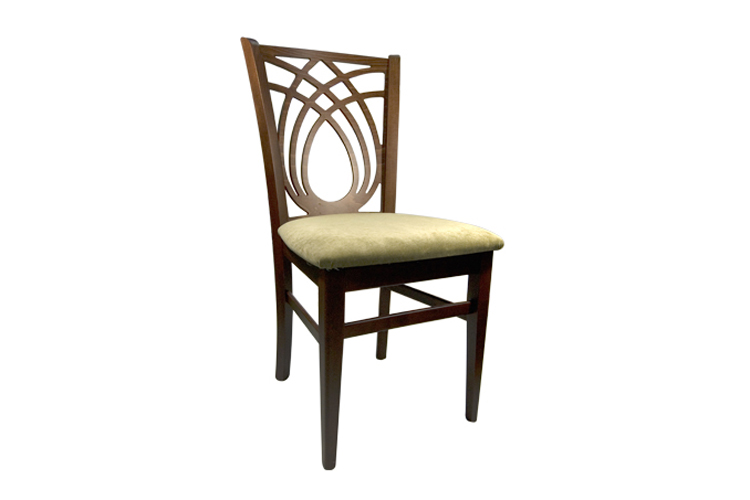 Стул Виола АнгстремСтолы и стулья<br><br><br>Артикул: D31.001.00<br>Высота: 910<br>Ширина: 440<br>Глубина: 510