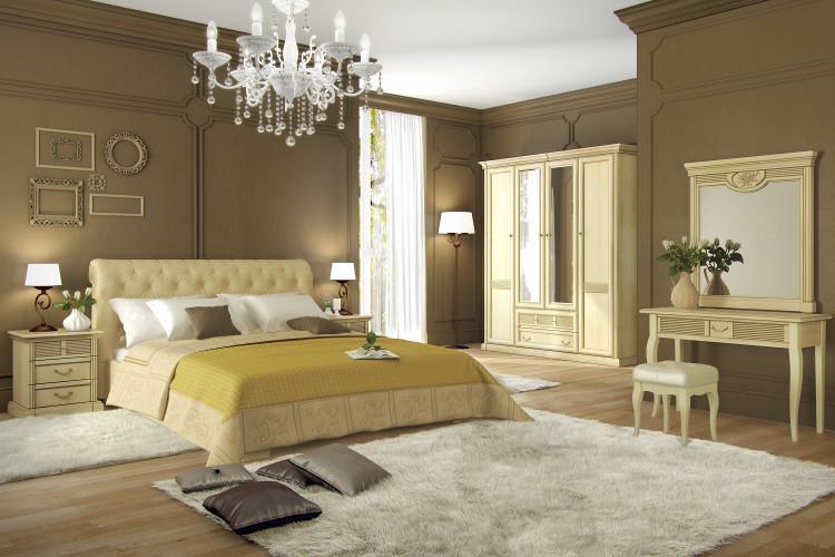 Спальня Изотта 5.2 Ангстрем