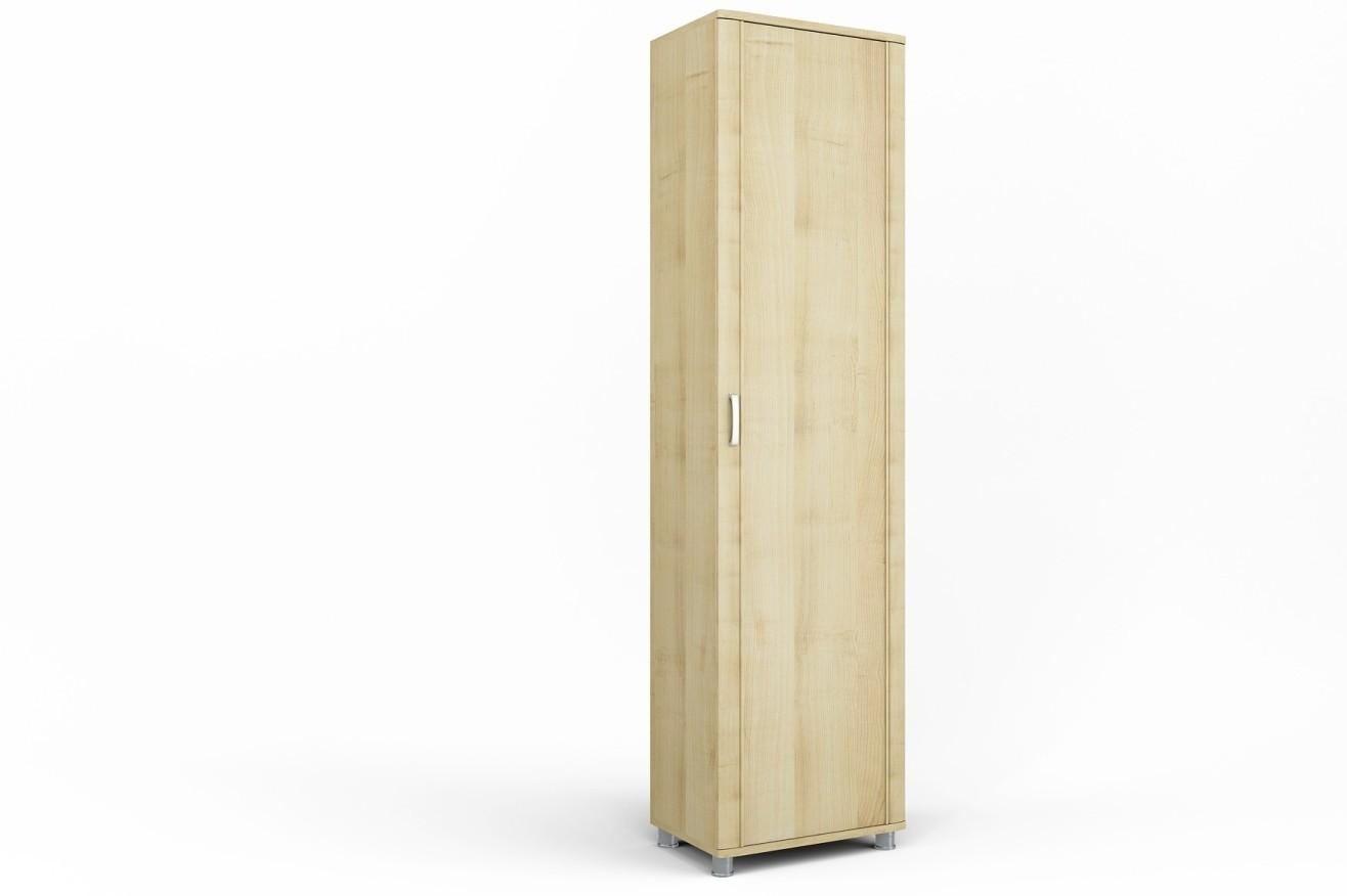 Шкаф для одежды Эстетика 2 АнгстремШкафы<br><br><br>Артикул: 962.012.00<br>Высота: 2304<br>Ширина: 600<br>Глубина: 422