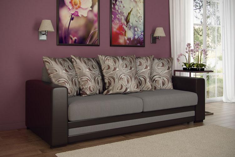 Диван-кровать Каскад 5 подушек  Ангстрем от Ангстрем