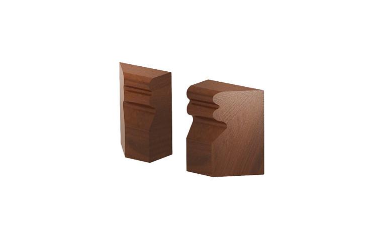 Купить Комплект цоколей Адажио 013.00 в интернет магазине корпусной и мягкой мебели для дома