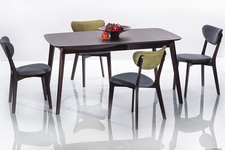 Стол обеденный FELICIO АнгстремСтолы и стулья<br><br><br>Артикул: DQ5.000.00<br>Высота: 750<br>Ширина: 1500<br>Глубина: 900