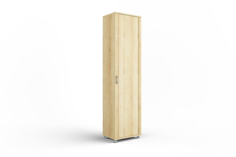 Шкаф с глухим фасадом Эстетика 21 АнгстремШкафы<br><br><br>Артикул: 964.012.01<br>Высота: 2024<br>Ширина: 600<br>Глубина: 423