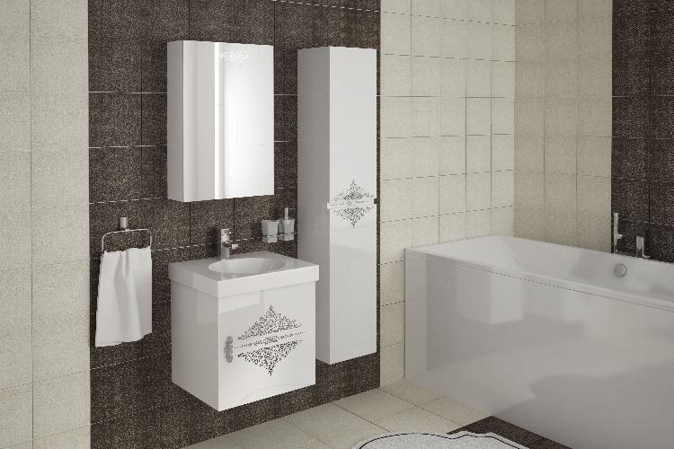 Мебель для ванной комнаты Аккорд 1 АнгстремАккорд<br><br><br>Артикул: None<br>Высота: None<br>Ширина: None<br>Глубина: None