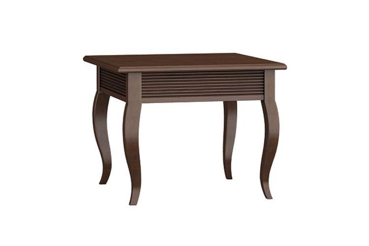Стол журнальный Изотта ИТ-520.09  АнгстремСтолы и стулья<br><br><br>Артикул: DBE.094.00<br>Высота: 521<br>Ширина: 680<br>Глубина: 680