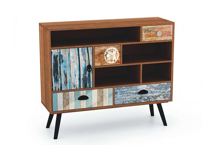 Купить Комод MEZO KM-3 в интернет магазине корпусной и мягкой мебели для дома