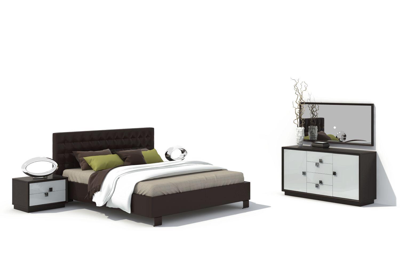 Спальня Брио 19 АнгстремБрио<br><br><br>Артикул: None<br>Высота: 1000<br>Ширина: 1800<br>Глубина: 2210